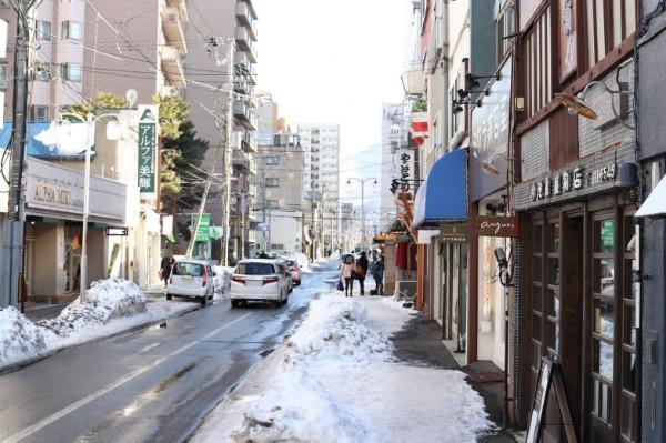 円山 商店街
