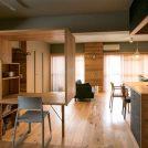 築30年、都心マンションを子どもと暮らす木の家に【ReReルポ リリルポ】