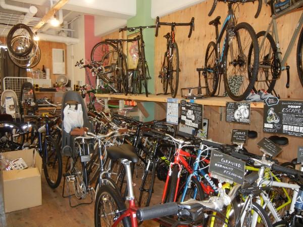 オシャレな街乗りスポーツバイクが豊富♪茨木「くらしサイクル」