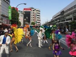 ホコ天パレード