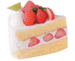 パティスリーカシュカシュ「苺のショートケーキ」