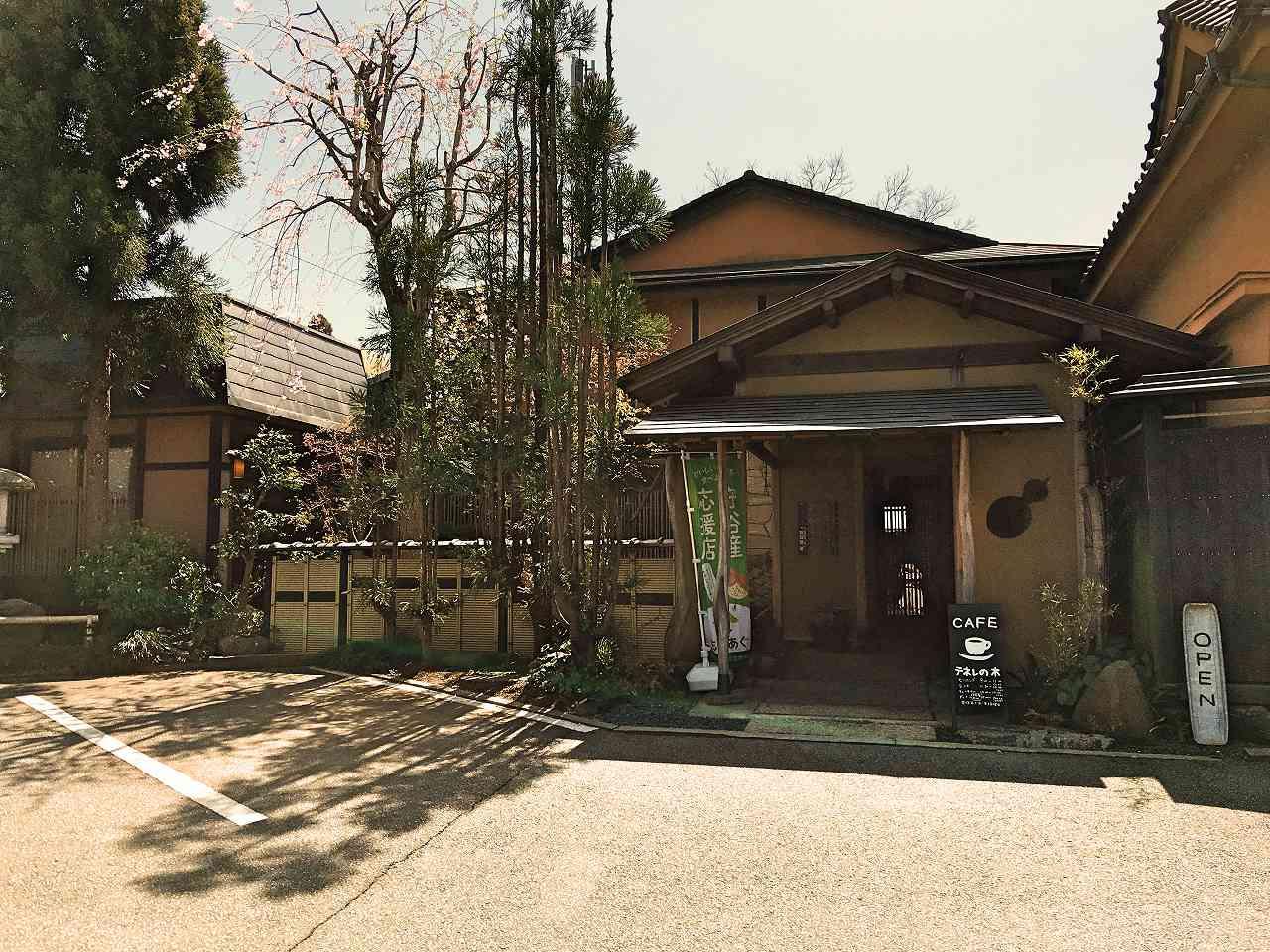 守谷にオープンのカフェ「テネレの木」、魅力ある空間で「をちこちランチ」を