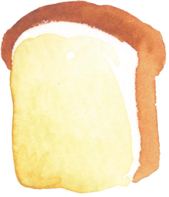 食パン切り口