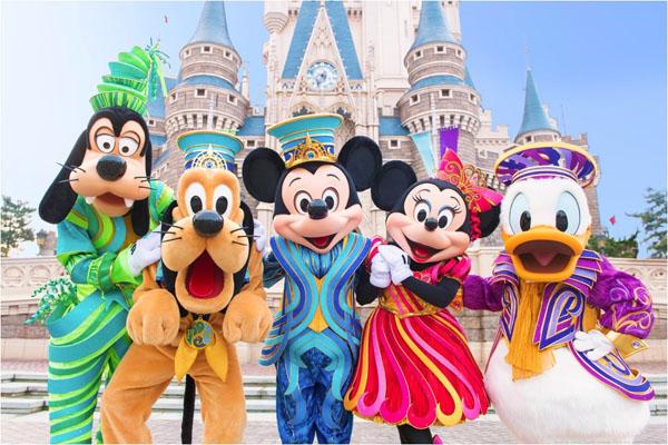 東京ディズニーリゾート35周年HappiestCelebration