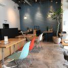 高品町に移転!オシャレなくつろぎの空間cote cafe(コテカフェ)