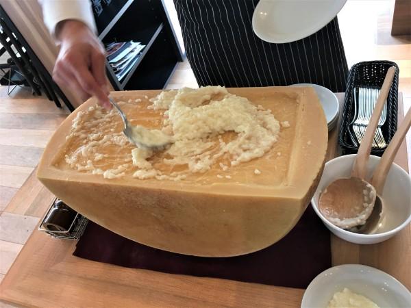 チーズリゾット (2)