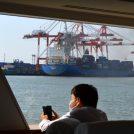 え!?名古屋港にあるふ頭は25近くも。「名古屋港」一帯を海上からチェック