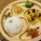 無農薬・無化学肥料の野菜!鎌倉の路地裏にある可愛い親子カフェ