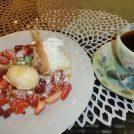 ふぅ~と一息!土呂「cafe 風(ふう)」でランチと手作りワッフルはいかが?