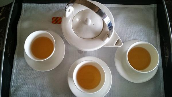 HK tea