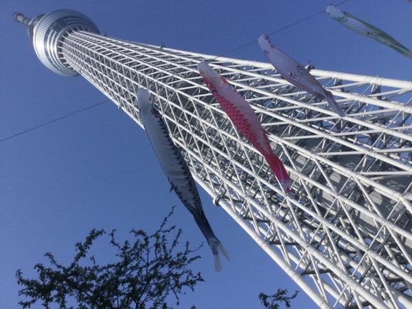 【押上】東京スカイツリー®日曜の混雑状況速報&攻略ポイント!