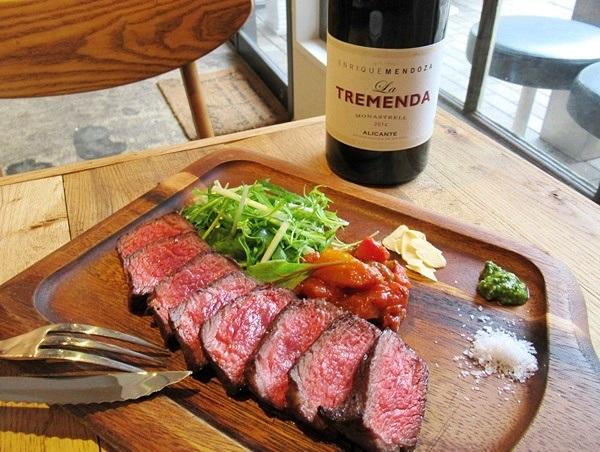 肉とワイン!ランチも人気のイタリアン 肉バル タンジン商店@与野駅西口