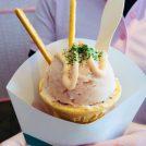 アイスクリーム?!西宮「ポテトサラダ専門店・ポテトコーン」でビジュアル系ポテトサラダ