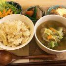 【西荻窪】「おんしんスープ」の体に優しい!野菜たっぷりスープランチ