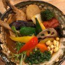 野菜不足解消に「Rojiura Curry SAMURAi.吉祥寺店」の野菜20品目カレー
