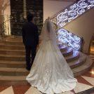 ここはどこ?まるで異国!クラシカルレトロな藻岩シャローム教会の結婚式