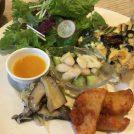地元野菜たっぷりランチ♪隠れ家レストラン『はけの森カフェ』@武蔵小金井
