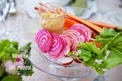 鎌倉野菜とデイップ