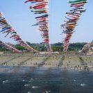 相模原の風物詩 5月の空を泳ぐ約1200匹の鯉のぼり「泳げ鯉のぼり相模川」