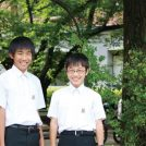 【中学受験】名古屋中学校(男子校)、生徒&先生インタビュー