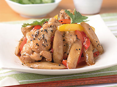 【動画付レシピ】新ゴボウと鶏手羽のやわらか煮