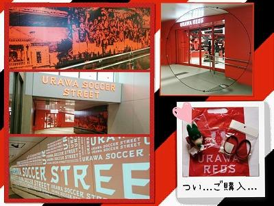 浦和サッカーストリート&レッドボルテージ