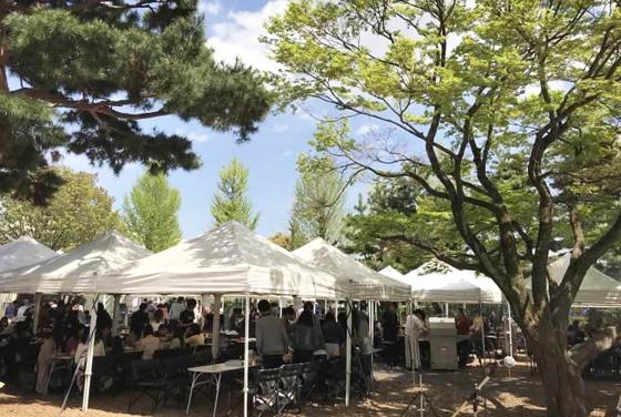昭和の森ガーデン CAFE&BBQ