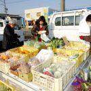 農家の軽トラックが店舗に!?朝市「ぶらり・みよし軽トラ☆マルシェ」
