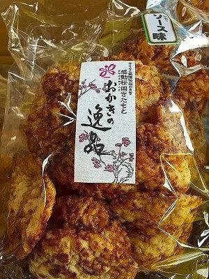 s-ソース煎餅