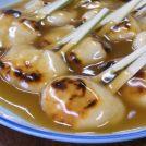 鹿児島名物「ジャンボという名のちっちゃい餅」は昔ながらの味。『平田屋』@吉野町