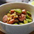 地元産の「空豆」の旬を楽しもう♪
