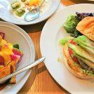 朝はサラダビュッフェが500円!?パルコのオーガニックレストラン「OMK」