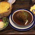 レトロな雰囲気の喫茶店で食べる絶品ロールキャベツ「青蛾珈房」あきる野