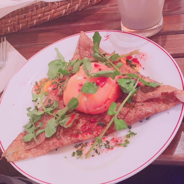 Creperie Galettoria(ガレットリア)渋谷♪