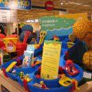 【開店】雨の日でも思いっきり遊べる、ボーネルンドあそびのせかい大阪国際空港店