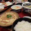 定食とうどんのコラボが最高!!いつも大盛り「うどん茶屋北斗 三津店」