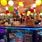 ビアガーデンの季節到来!アジアンナイトマーケット風「横浜モアーズ」