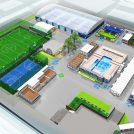 テニス、フットサル、サーフィンもできる!大井町に大型スポーツ施設が登場