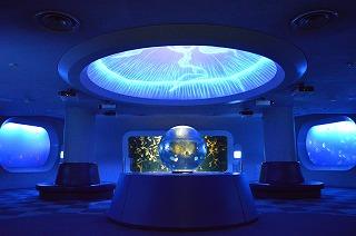 クラゲファンタジーホール(新江ノ島水族館)