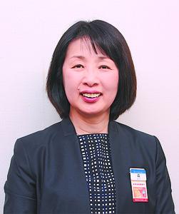 編集長インタビュー 東急百貨店たまプラーザ店 店長 森美佳子さん