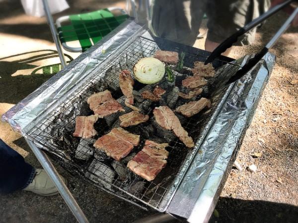 ママも楽ちん!初心者でも安心!昭和記念公園でお手軽・満足BBQ♪
