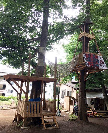 子どもが思いっきり遊べる!「境冒険遊び場公園プレーパークむさしの(ののプレ)」@武蔵境