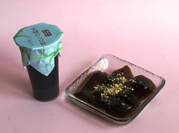 小田急セレクション 沖縄県産黒砂糖のコクが広がる のどごしつるり夏季限定の味わい