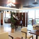 新規オープン・「三日月とカフェ 井門店」がラポールde華夢2階に
