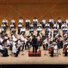 千葉県文化会館で「習志野フィルハーモニー管弦楽団定期演奏会」