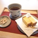 大河ドラマ「西郷どん」と同じカステラをロケ地の仙巌園で食べられる@仙巌園茶寮