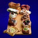 今食べたいっ!「デニッシュパン」に投票を♪