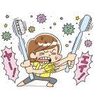 着色汚れは歯磨きで落ちる? デンタルリンスは必要? 40代からの予防歯科