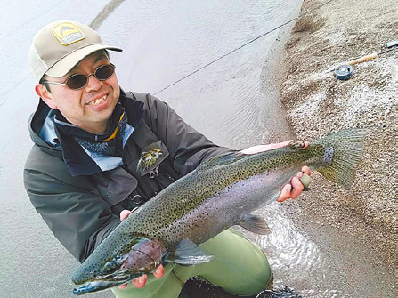 釣りをはじめ、バーベキューなどアウトドアライフを近郊で満喫!