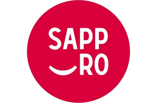 サッポロスマイルのロゴマーク